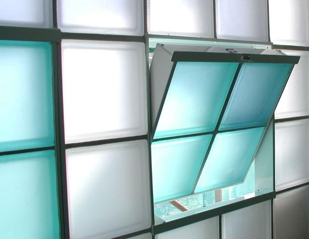 Bloques de vidrio para tu hogar - Bloques de cristal ...
