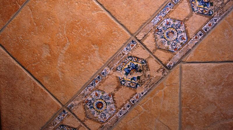Azulejo gres y porcel nico - Suelos de ceramica rusticos ...