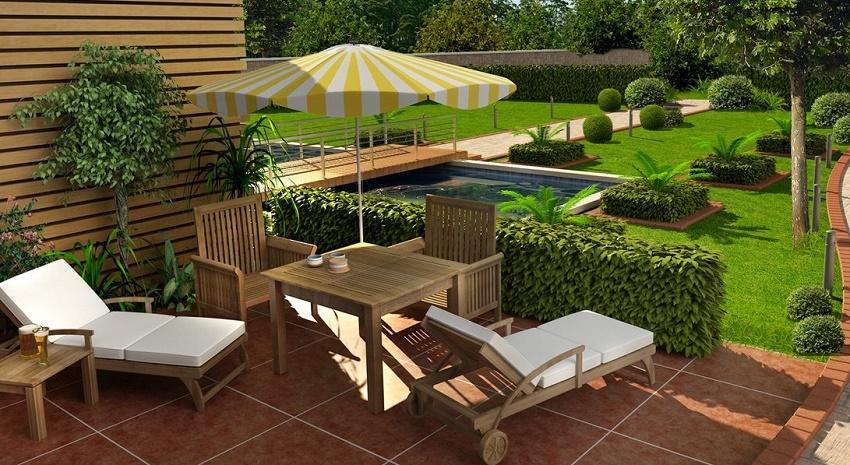Suelos para jardin sin obra arreglar jardn diseo jardines - Suelos para terrazas exteriores sin obra ...